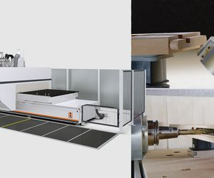 Nextec 7735 - The new dimension of CNC processing