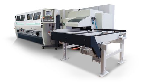 Powermat series planing machines / moulders – WEINIG (USA)